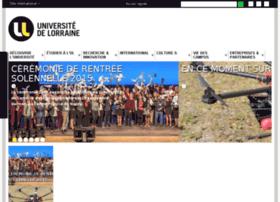nancy-universite.fr