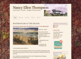 nancyellenthompson.com