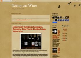 nancyonwine.blogspot.co.nz