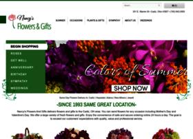 nancyscadizflowers.com
