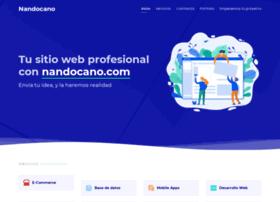 nandocano.com