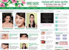 nangmuisline.hanquoc.com.vn