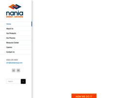 naniaenergy.com