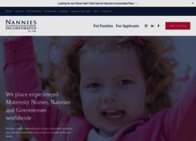 nanniesinc.com
