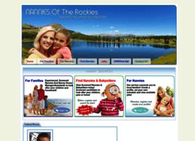 nanniesoftherockies.com