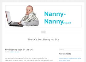 nanny-nanny.co.uk