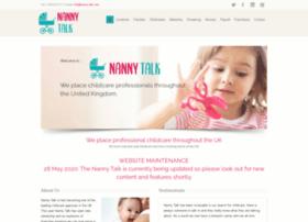 nanny-talk.com
