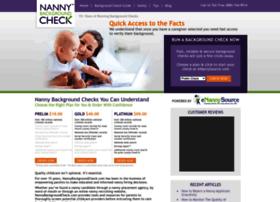 nannybackgroundcheck.com