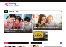 nannyhousekeeper911.ca