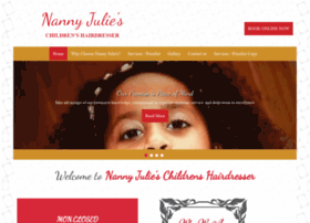 nannyjulies.co.uk
