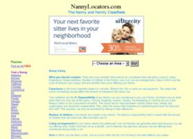 nannylocators.com