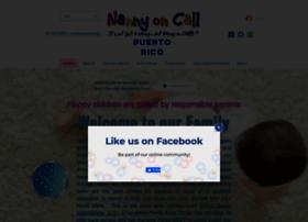 nannyoncallpr.com