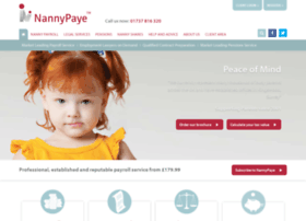 nannypaye.co.uk