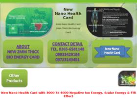 nanohealthcard.com