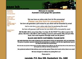 nanolab.com.au