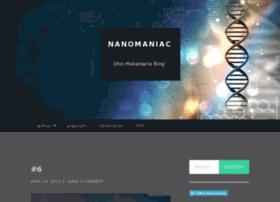 nanomaniacs.wordpress.com
