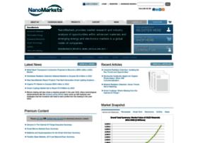 nanomarkets.net
