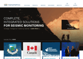 nanometrics.ca