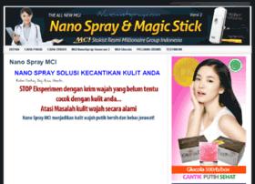 nanomistspray.com