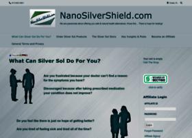 nanosilvershield.com