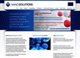 nanosolutionsfp7.com