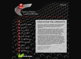 nanotechlubricantsinc.com