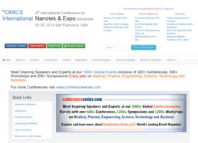 nanotechnology2014.conferenceseries.net