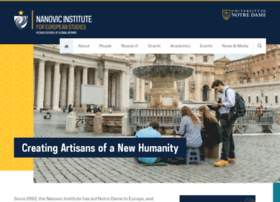 nanovic.nd.edu