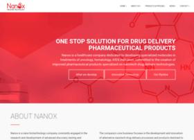 nanoxrelease.com