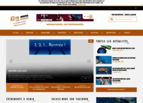 nantes-natation.asptt.com