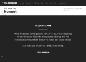 nanuet-west.titleboxingclub.com