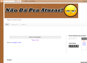 naodapraturar.blogspot.com.br