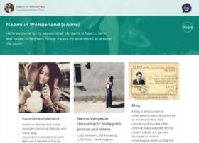 naomiinwonderland.com