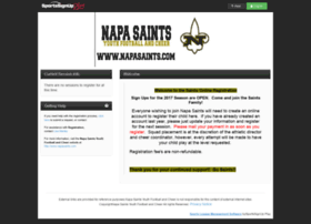 napa-saints-youth-football-and-cheer.sportssignup.com