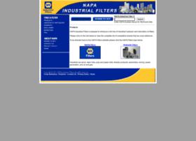 napaindustrialfilters.com