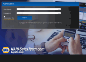 napasalesteam.com