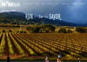 napavalleymarathon.org