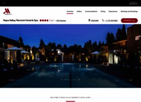 napavalleymarriott.com