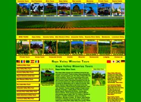 napavalleywineriestours.com