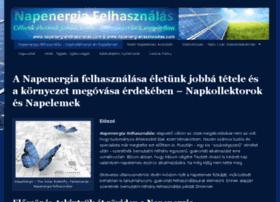 napenergiahasznositas.com
