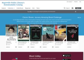 naperville.libraryreserve.com