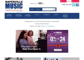 napervillemusic.com