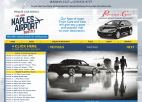 naplesairportshuttle.com