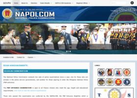 napolcom.gov.ph