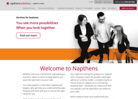 napthens.co.uk