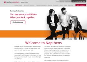 napthens.co.uk
