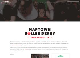 naptownrollerderby.com