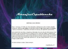 naranjascapablancka.com