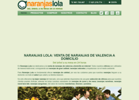 naranjaslola.com