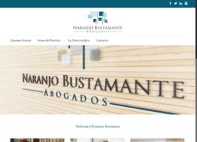 naranjobustamante.com